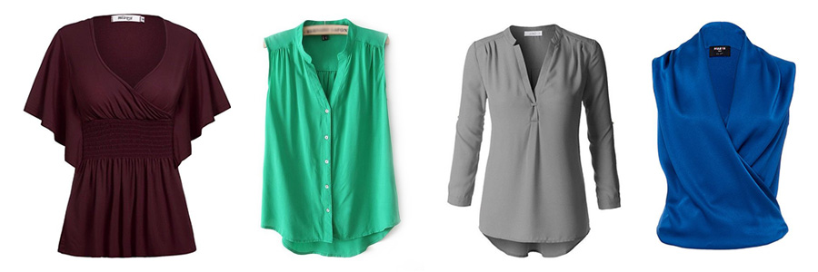 Tops & Blouses