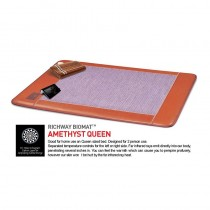 "Richway Infrared Therapy Amethyst Bio-mat 7000MX Queen Size (55.11"" x 77.81"")"