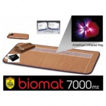 Infrared Therapy Amethyst Professional Bio-mat +Mini Bio-mat + Amerthyst Pillow + Detoxi 300 HRS Salt - $100 discounted for Medically Licensed